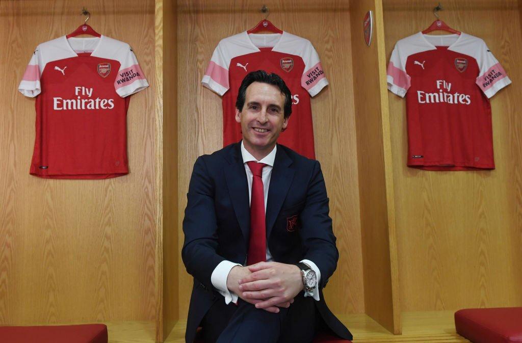 Emery : à Arsenal, c'est fait !