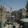 Bethlehem, pres de l'Eglise de la Nativite