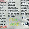 Understanding verb tenses