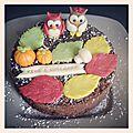 Gâteau de saison!