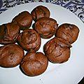 Muffins datte/pomme