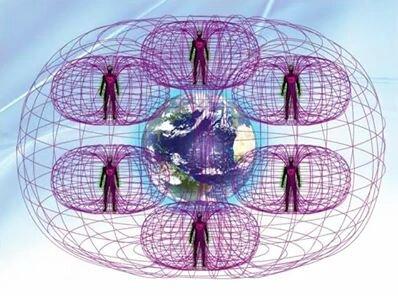 Le coeur humain génère le plus fort champ magnétique dans le corps,
