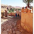 Maroc # 10-16 : aït ben haddou