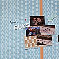 [Kit de la <b>malle</b> <b>à</b> <b>scrap</b> novembre] Hey Guys