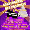 Week-end convergence des possibles