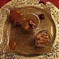 Idées d'entrées festives: trio de foie gras, trio de saumon