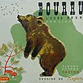 Livre Collection ... BOURRU L'ours brun * <b>Albums</b> du <b>Père</b> <b>Castor</b> *