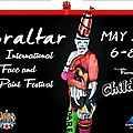 <b>Gibraltar</b> Body Art (4ème Edition) mai 6 - mai 8