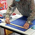 Patchwork et Art textile Quinocéens