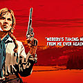 Personnages RED DEAD REDEMPTION 2