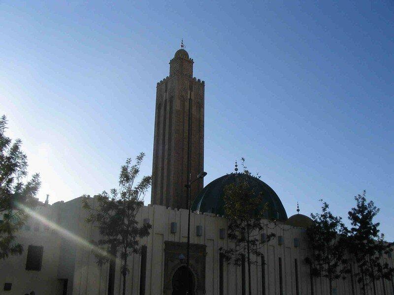 Mosquee Badr Rabat Agdal