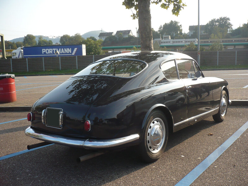 LANCIA Aurelia B20 coupé Pratteln (2)