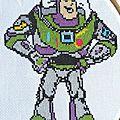 Toy story - woody & buzz (4)