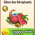 Habitat pour aérophant