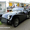 Triumph tr3 roadster (1955-1957)(32ème bourse d'échanges de lipsheim)