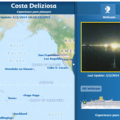 WEBCAM COSTA DELIZIOSA MERCREDI 05-02-14