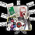 Le kit des indispensables pour débuter en <b>couture</b>