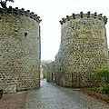 Les tours Guillaume St Valéry sur Somme