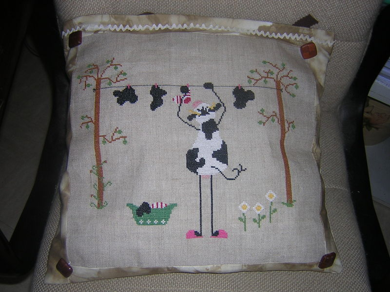 coussin isa