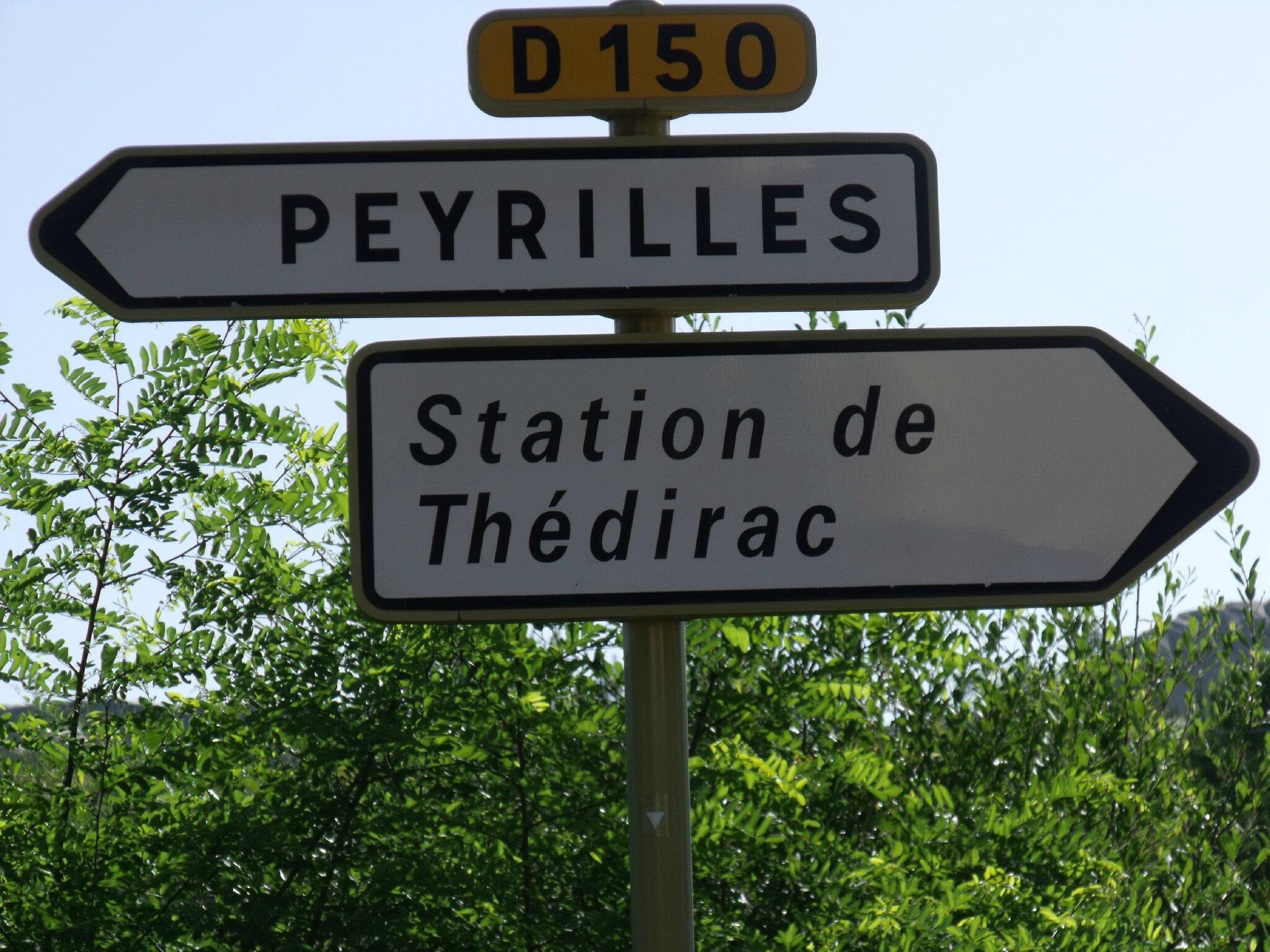 Thédirac (Lot - 46)