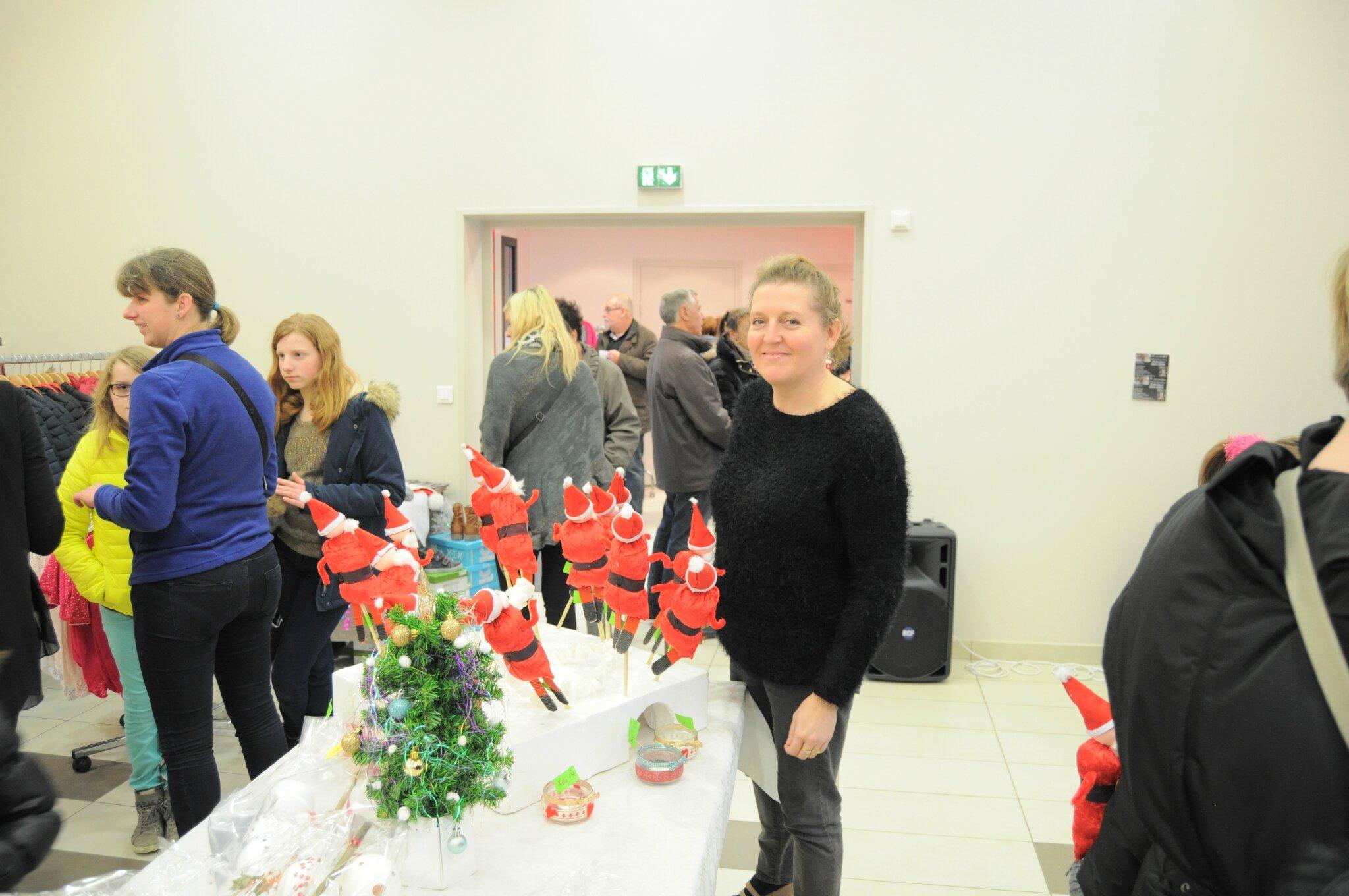 le marché de Noël: un vrai succès!!!