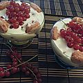 Tiramisu aux fruits rouges de FeeBonbon