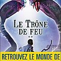 La saga kane chronicles, t.2