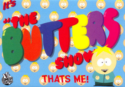 1.The-Butters-Show-Posters