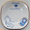 Collection ... coupelles jeux olympiques d'hiver * grenoble 1968