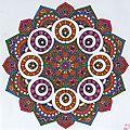 Mandala / coloriage