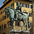 COSME Ier A FLORENCE