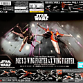 BANDAÏ 1/144 X-WING THE RISE OF SKYWALKER