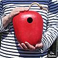 nichoir_calebassse_pomme_birdhouse_calabasch_apple_lilybouticlou