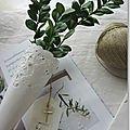 Bouquet de rameaux Pâques Marimerveille