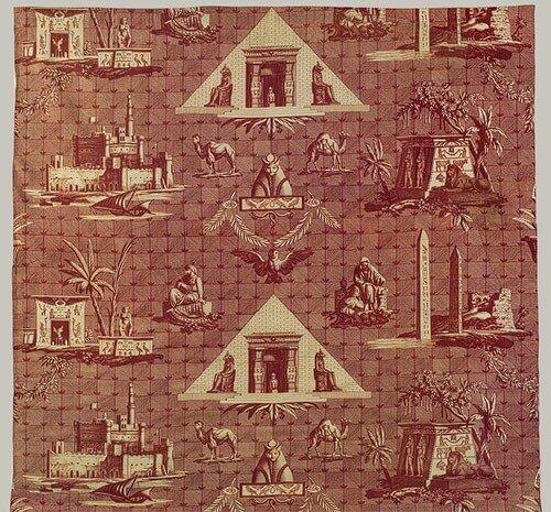Les monuments d'Egypte par JB.Huet (1808)