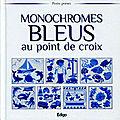 Edigo Monochromes bleus