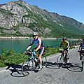 Vesteralen et Lofoten by bicycle