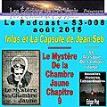 8e émission de la série 3 du podcast des éditions de l'à venir