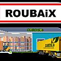 ROUBAiX : les <b>BUREAUX</b> ( l'ensemble).