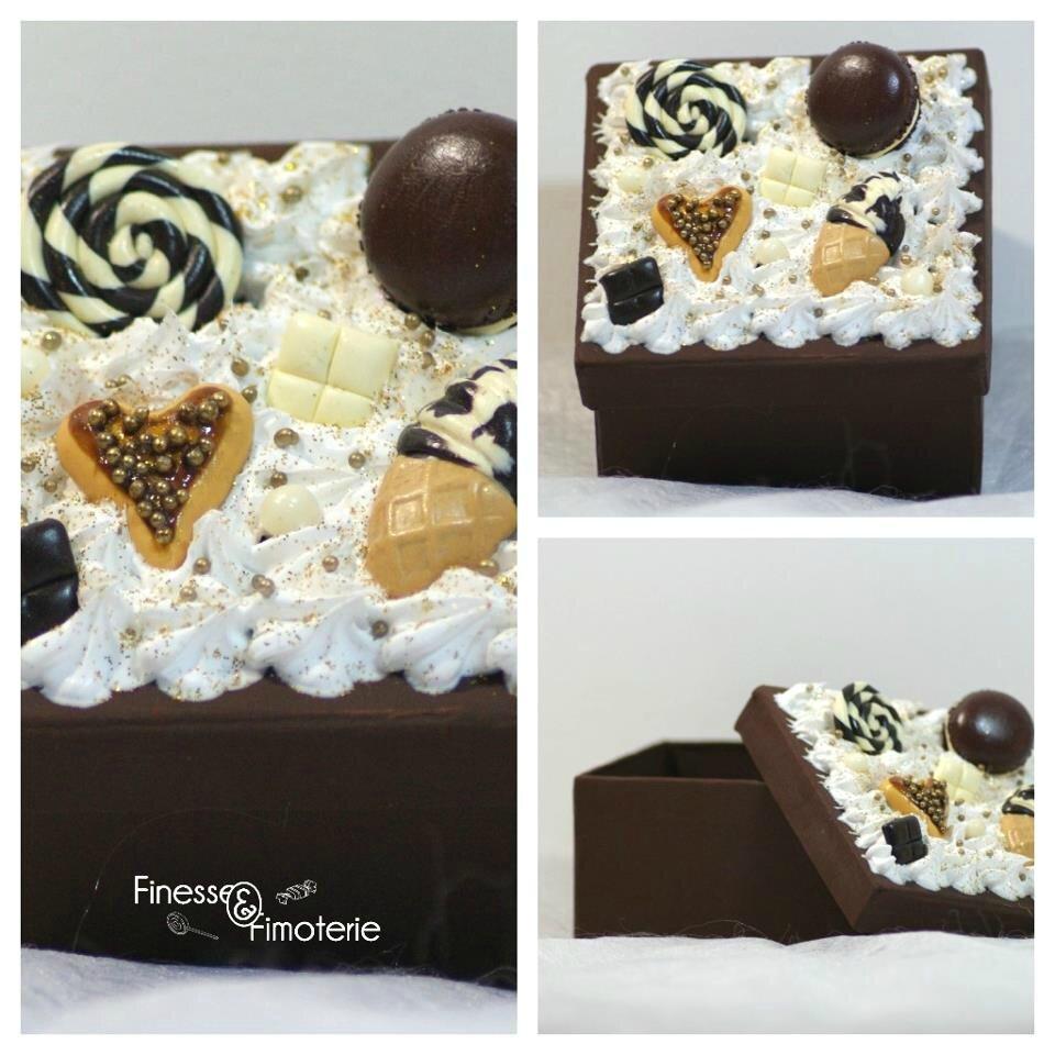 boîte chocolat