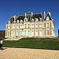 Le Domaine de Sceaux dans les Hauts-de-Seine...