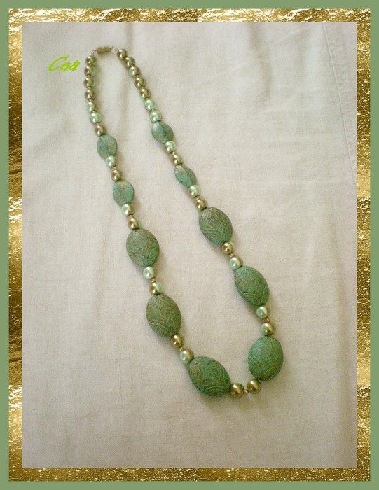 Collier terre