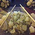 Salade de pamplemousse thaïlandaise