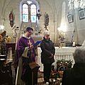 Messe de st eloi et envoi en mission - 3 décembre 2017