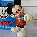 Autres jeux ... ancien jouet mickey