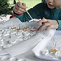 5 idées DIY de Noël <b>à</b> <b>faire</b> avec les <b>enfants</b>