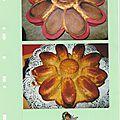 Gâteau la marguerite quatre quart remodifié
