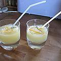 Granité au citron