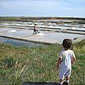 Guérande, les marais salants, Loire-Atlantique