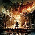 Poster du hobbit : la bataille des 5 armées
